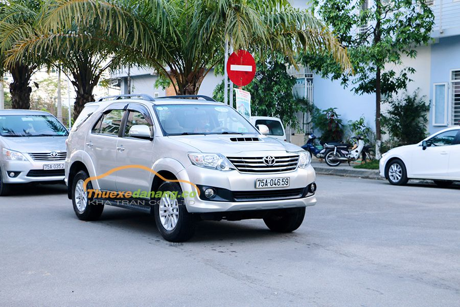 Self drive car rental Da Nang