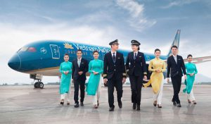 VIETNAM AIRLINES OFFICIALLY OPENED ROUTES NHA TRANG – SEOUL