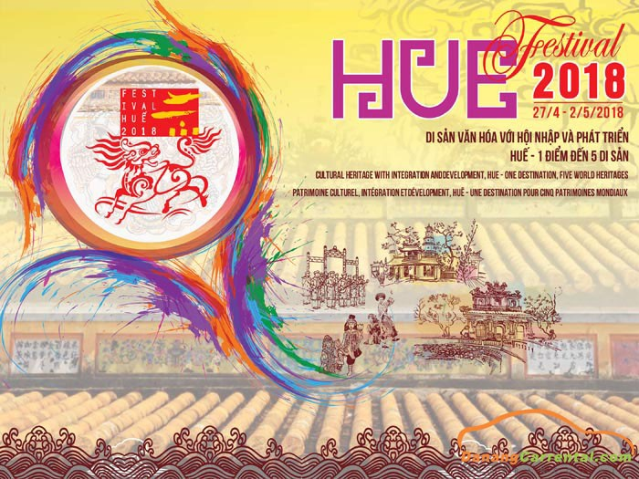 FESTIVAL HUE: 2018 UNIQUE MUSIC BUFFET OFFERED AT HUE FESTIVAL 2018