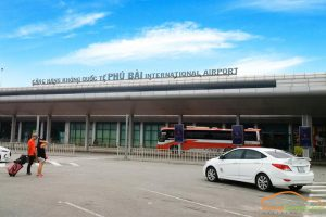 Car rental from Da Nang to Phu Bai International Airport