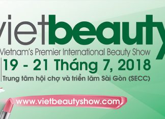 VIETNAM'S PREMIER INTERNATIONAL BEAUTY SHOW