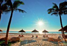 My Khe beach - Da Nang beach