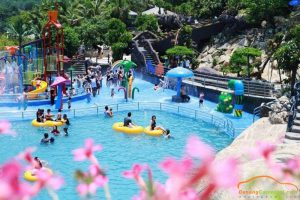 Da Nang Water Park – Hot spot  For Summer
