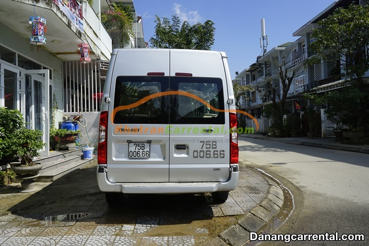 danang aiport shuttle