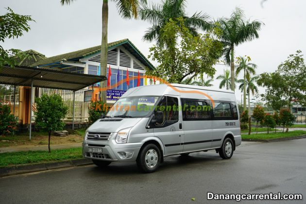 car hire da nang airport