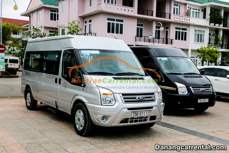 car rental from da nang to Bach Ma National Park