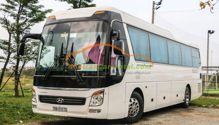 45 seats car rental da nang