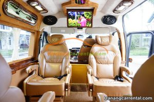 transfer from danang to hoi an