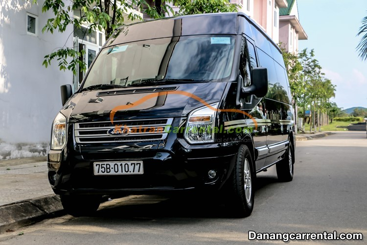 danang to hoi an private car