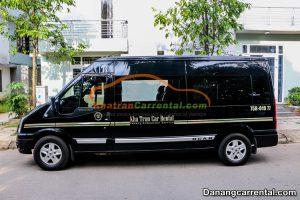 Car rental Da Nang – Hue – Da Nang