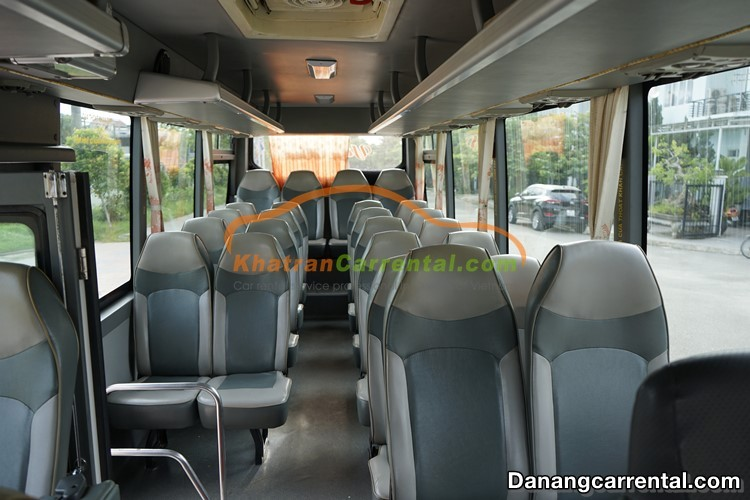 35 seats Isuzu Samco hoi an to hue