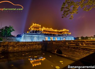 Hue Citadel - Discover the history of The Nguyen dynasty