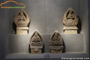 Discover the museum of Cham sculpture
