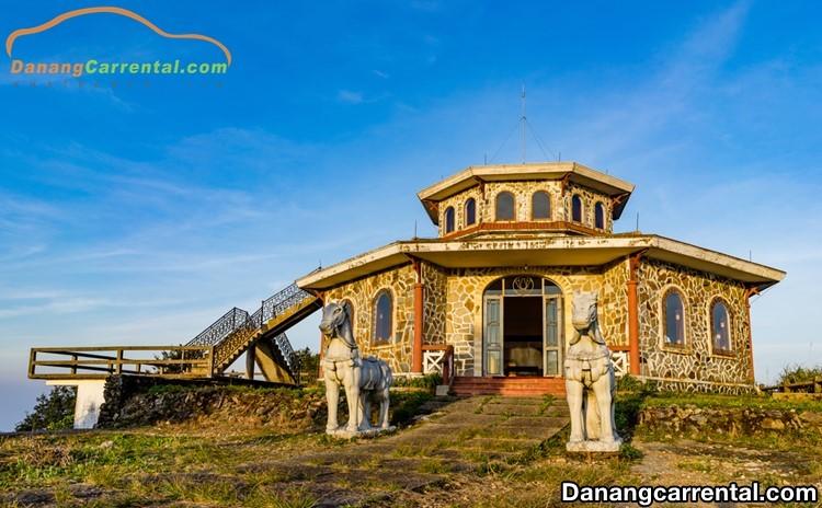 Vong Hai Dai Bach Ma National Park