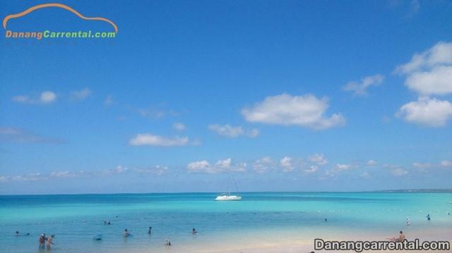 Experiences for Cua Dai beach tourism