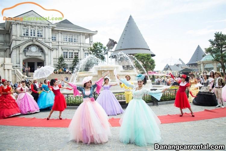 Ba Na Hills - attractive destinations Da Nang