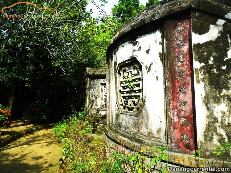 Unique architecture of An Hien Garden House