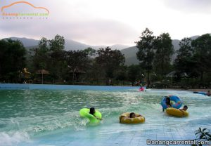 Guide the ways and means to Thanh Tan hot springs