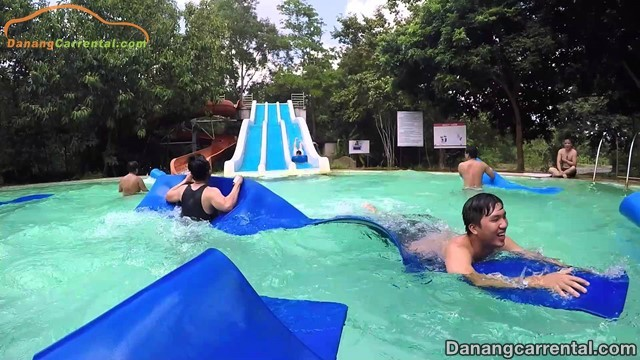 hue travel - Thanh tan hot spring resort