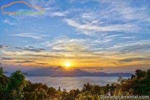 Ban Co peak Da Nang