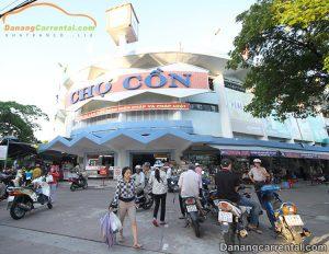 Con market Da Nang