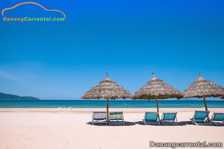 Car rental from My Khe beach to Ba Na Hills