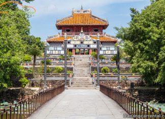 Ticket price to visit Minh Mang mausoleum