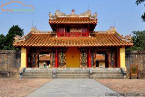 Minh Mang mausoleum