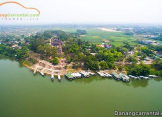 History and name of Thien Mu pagoda