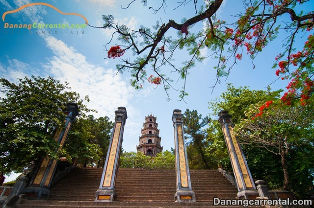 introduce thien mu pagoda