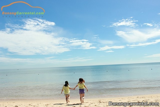 Thuan An beach tourism experience