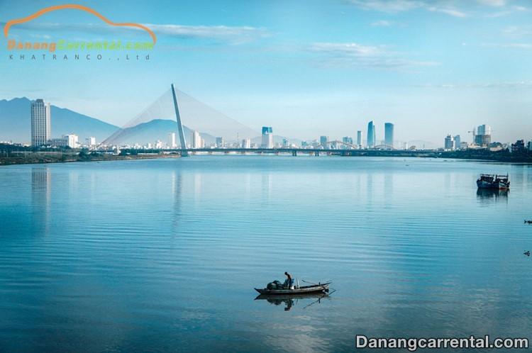 Tran Thi Ly Bridge Da Nang