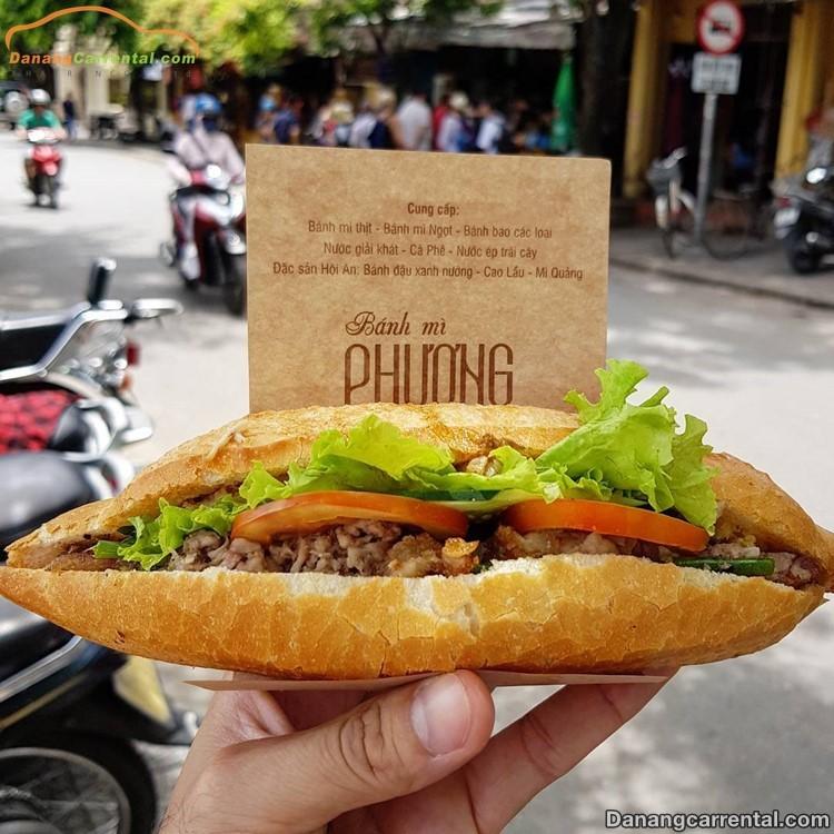 Phuong bread - Hoi An famous bread