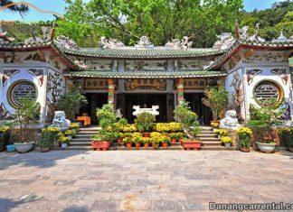 Linh Ung Non Nuoc pagoda