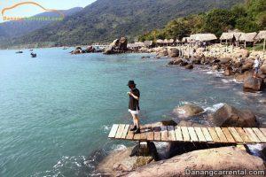 Discover Bai Rang beach in Da Nang city