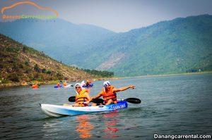 Dong Xanh lake - Dong Nghe