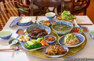 Furama Resort Da Nang food