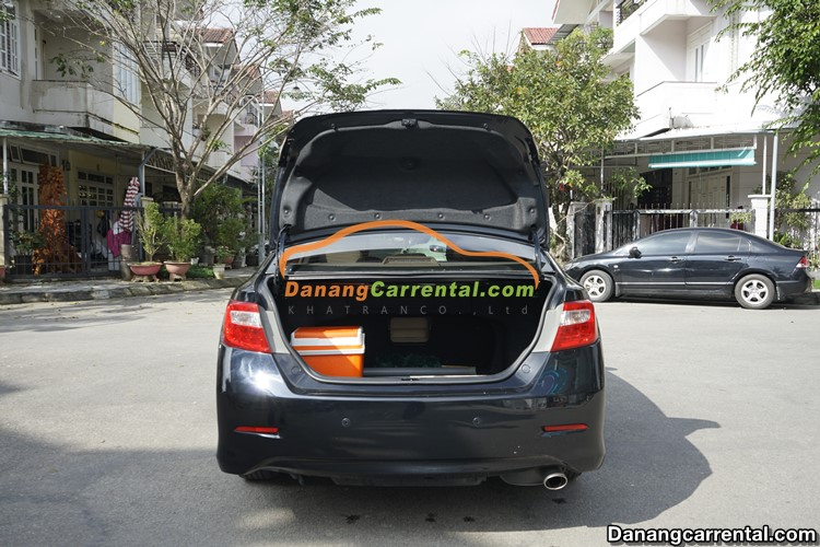Toyota Camry - 4 seats car rental