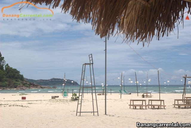 Transports to Canh Duong Beach Camp