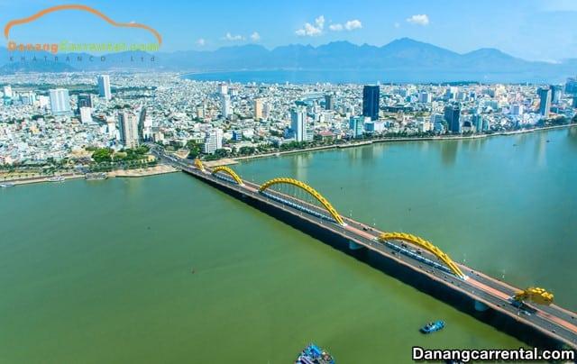 The best time to visit Dragon Bridge - Da Nang