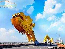 Dragon Bridge - Da Nang