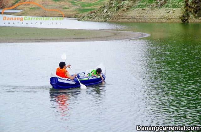 Hoa Trung Lake – Supper Hot For This Summer