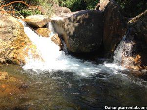 Da Dam waterfall, Hue