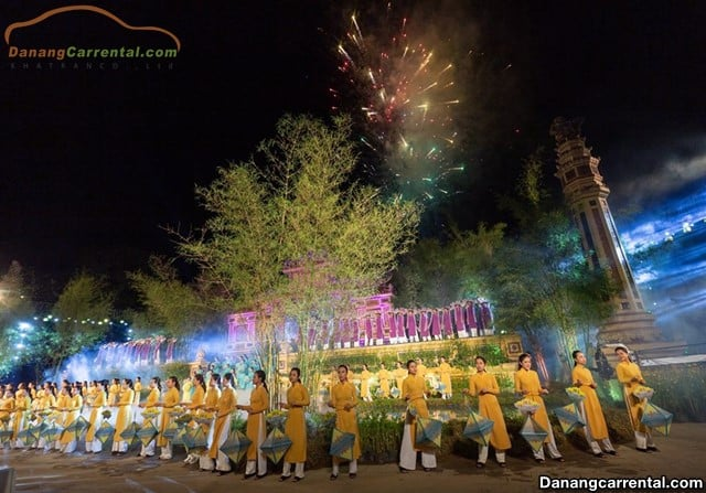 Hue Traditional Craft Festival program