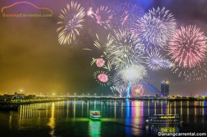Da Nang International Fireworks Festival 2019 – Brilliant – New And Magnificent