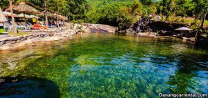 Truot waterfall – Bach Ma Village