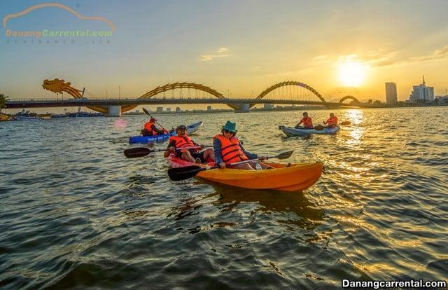 Kayaking Da Nang