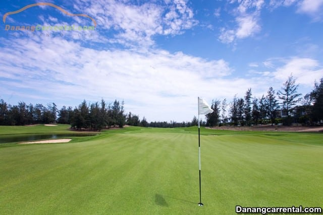 golf courses in Da Nang