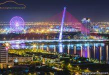 Da Nang Bridge on Han River