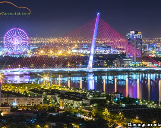Da Nang Bridge on Han River